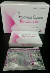 Racole-100 Itracobazole Tablet