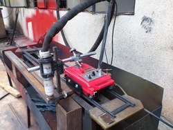 Plasma Trolley Cutting Machine