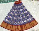Pochampally Silk Ikkath Lehangas Nd Duppattas