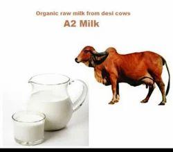 Desi (Gir) Cow Milk A2