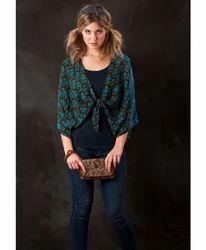 Best Colour Cotton And Chiffon Women Tops