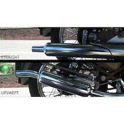 Bullet Motorcycle Silencer