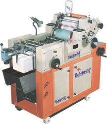 Automatic Mini Offset Printing Machine