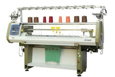ebf56aba2267 Rajan Machinery Works - Manufacturer of Semi Automatic Flat Knitting ...