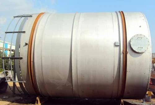 PE Chemical Storage Tank, Storage Capacity: 500-5000 L, 100-150 psi