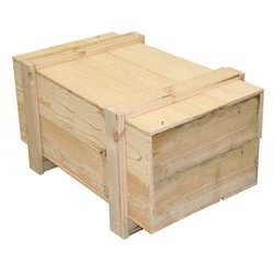 Rectangle Natural Wood Wooden Box