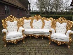 Gold Sofa