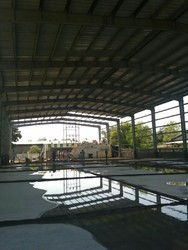 Steel, Peb Structural Shed