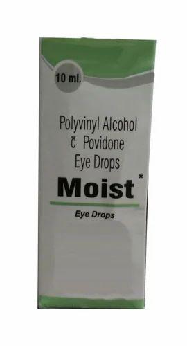 Polyvinyl Alcohol - Povidone Eye Drops