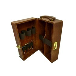 Wooden Bar Set Box