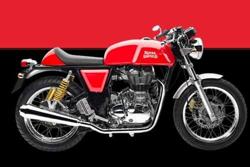 Cafe Racer - Royal Enfield Continental Gt Authorized Retail Dealer