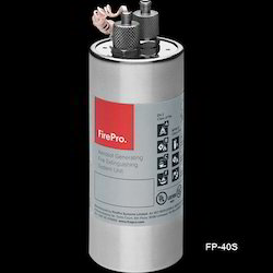 FP-40 S Small Units Fire Extinguishing System
