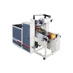 Silver Paper Coating Lamination Machine