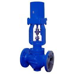 Pneumatic Cylinder Operated Globe Valve