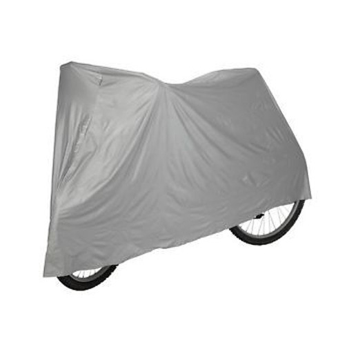 Stylobby Grey Bike Cover