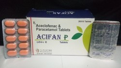 Pcd Franchise For Aceclofenac Paracetamol