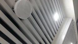 U Shaped Metal Ceiling Works