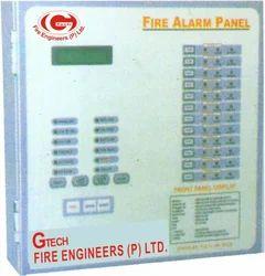 GTFE 6 & 8 Zone Fire Alarm Panel