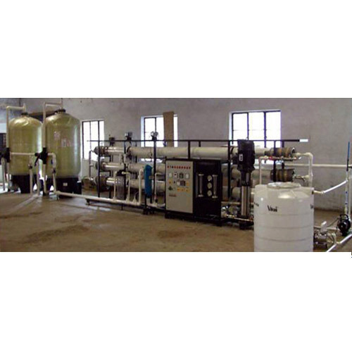 Mineral Water Plants - Water Plant Manufacturer from Ahmedabad