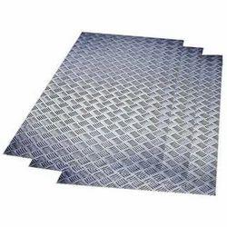 Aluminium Chquered Plate