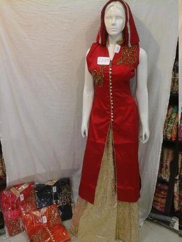 fancy designer dress at rs 2375 chandni chowk delhi