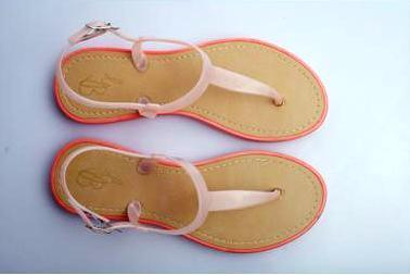 7c7c00d7e Womens Waterproof Colorful Sandals (Sorbet Blush) at Rs 180 /piece ...