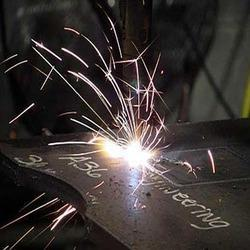 SS Sheet Metal Fabrication Services