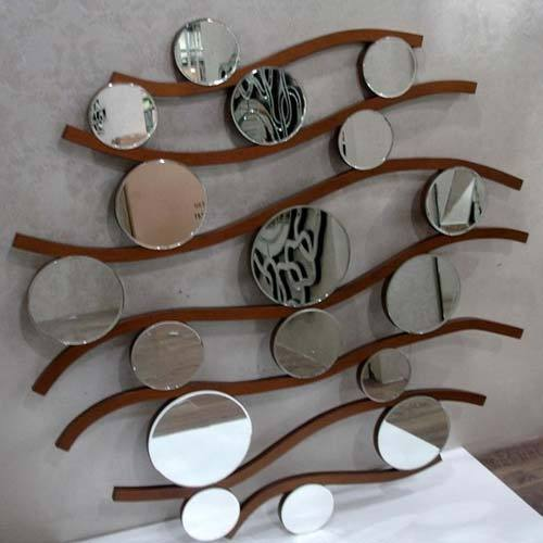 Decorative Wall Mirror At Rs 350 Piece
