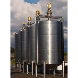 Stainless Steel 304 Agitator Tank