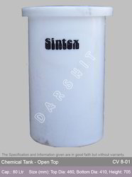Sintex Chemical Storage Tank - Open Top - CV