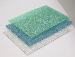 Embossed Polycarbonate Solid Sheet