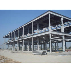 PEB Structure Fabrication Work