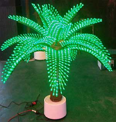 LED Coconut Tree