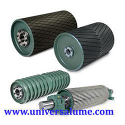 Conveyors Drum Pulleys