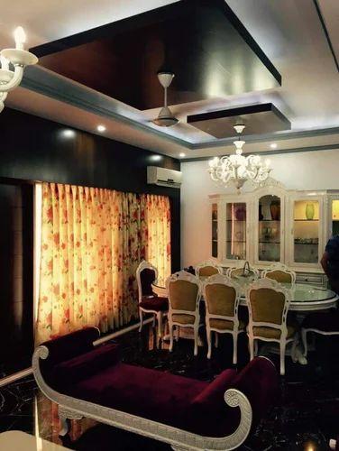 dining area interiors in krishna nagar delhi id 12919677948