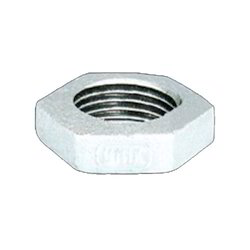 UNIK GI Check Nut, Size: 15 Mm - 50 Mm