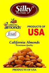 Almonds Packaging Pouch
