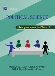 Political Science for Sec. & Sr.Sec.Schools