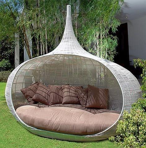 Rattan Cool Patio Furniture One Step, Cool Patio Furniture