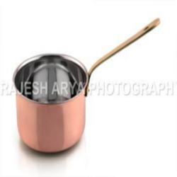 Copper Bombay Sauce Pan