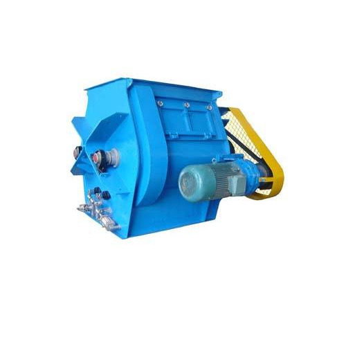 Double Shaft Paddle Mixer for Construction Industry