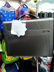 Skybag Gray Samunite Briefcase