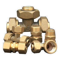 Brass Fittings For Composit Pipes