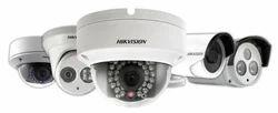 Hikvision CCTV Camera System