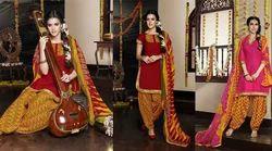 Classical Patiala Suit