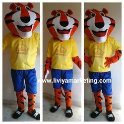 Mascot Customize