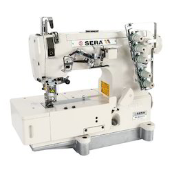 2 or 3 Needle Chain Stitch Interlock Sewing Machine
