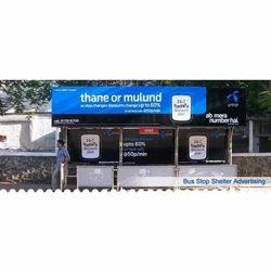 Bus Stop Advertising Service