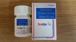 Natdac 60 By Natco Tablets