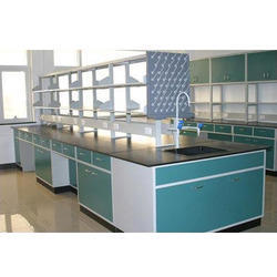 Laboratory Furniture - Laboratory Bench Manufacturer from Vadodara